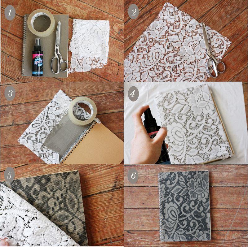 Подарки своими руками дневники