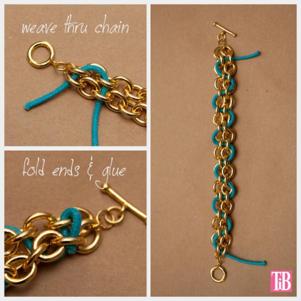Как сделать браслет