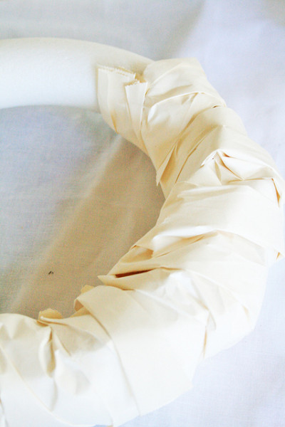 Бумажные украшения