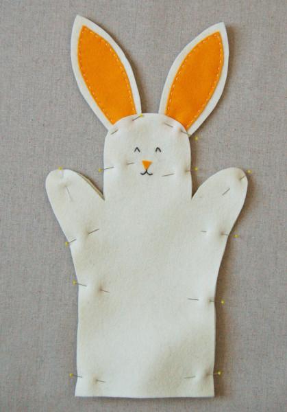 Как сшить кролика