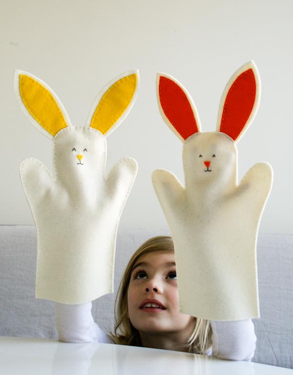Игрушки из кукольного театра своими руками