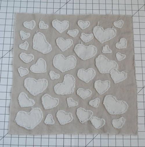 Как своими руками сделать подушку сердце
