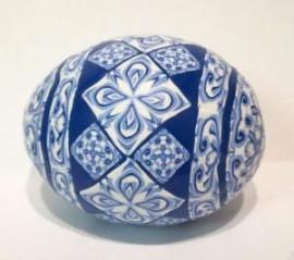 Украшение яиц полимерной глиной