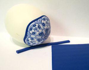 Как украсить яйцо