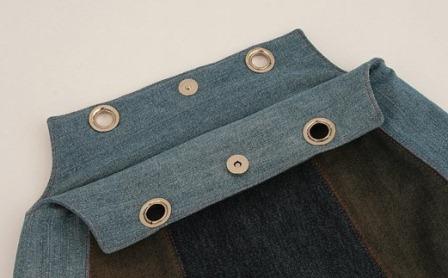 Поделки и украшения из джинса