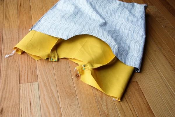 Как сшить летнюю сумку