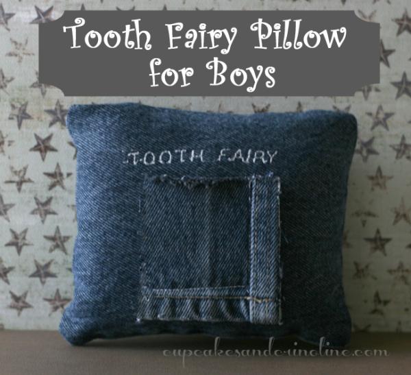 Подушка для зубной феи