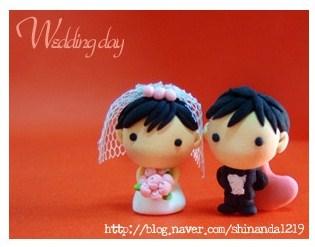 Фигурки жениха и невесты своими руками