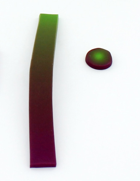 Декоративный жук из глины