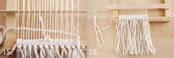 Как научиться ткать