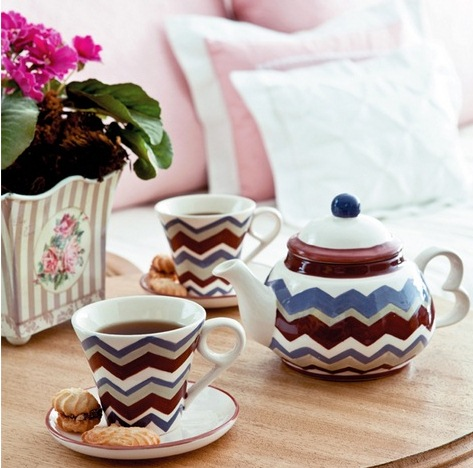 Как декорировать чашки