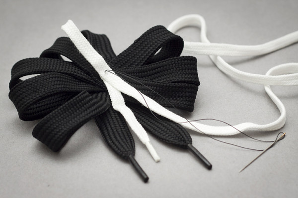 Как украсить обруч