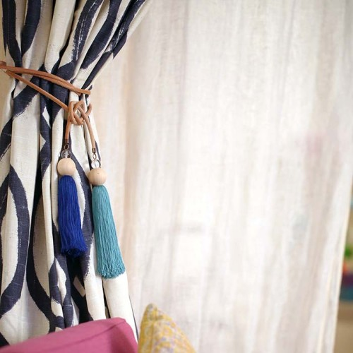 Декоративные кисти для штор