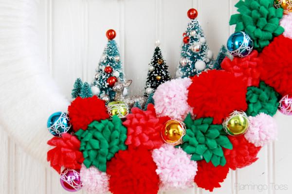 Украшения на Рождества