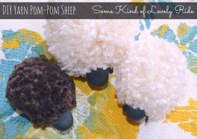 Как сделать овцу своими руками? Овца своими руками: мастер-классы 31