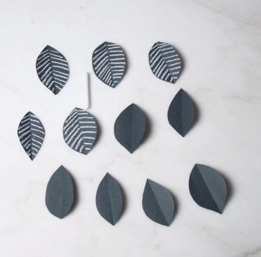 Заготовки для веночка своим руками