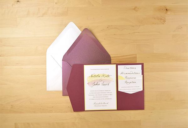 Свадебны приглашения своими руками 4