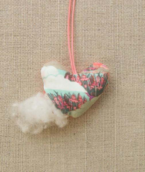 Как сделать сувенир в виде сердца