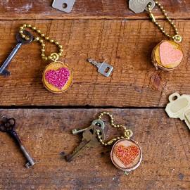 Подарок ко Дню влюбленных хендмейд