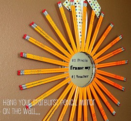 starburst+pencil+mirror+hung+up